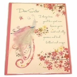 $5 Add-On Price   Papyrus Sister Greeting Card